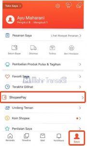 Cara Mengaktifkan Fitur ShopePay Di Shopee
