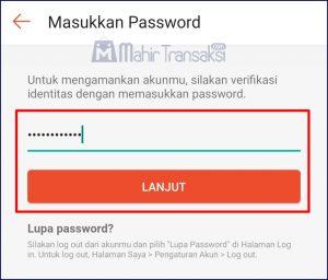 Cara Mengganti Password Shopee 2020