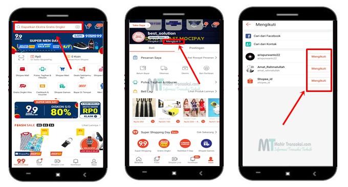 Cara Menambah Followers Shopee Aktif Tertarget Gratis