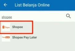 Cara Bayar Shopee Lewat iSaku Indomaret