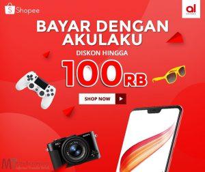 Cara Kredit Di Shopee Tanpa DP & Bunga 0%
