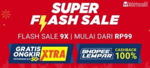 Tanya Jawab Seputar Flash Sale Shopee Paling Lengkap
