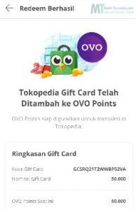 Cara Mendapatkan OVO Points Di Tokopedia Gratis Terbaru