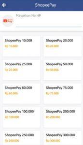 Cara Top Up ShopeePay Dari OVO Tanpa Rekening Bank
