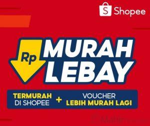 Cara Ikut Promo Murah Lebay Di Shopee : Syarat & Keuntungan