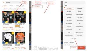 Cara Mencari Toko Di Shopee Lewat Ponsel & PC