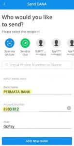 12 Cara Transfer Dana Ke GoPay Tanpa Premium [Update 2021]
