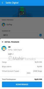 Cara Transfer Dana Ke GoPay Tanpa Premium