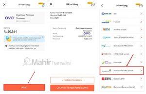 Cara Transfer GoPay Ke OVO Tanpa Biaya Admin