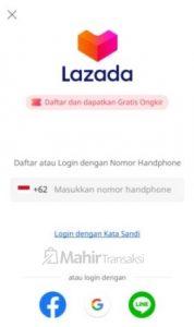 Cara Mengatasi Lazada Tidak Bisa Login